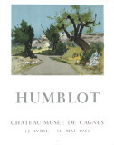 Chateau-Musee De Cagnes Collectable Print by Robert Humblot