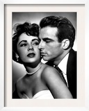 Place in the Sun, Elizabeth Taylor, Montgomery Clift, 1951 Prints