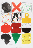 Against Apartheid Prints by Whitney Tilson