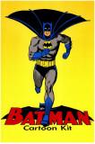 Batman DC Comics Masterprint