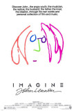 Imagine John Lennon Masterprint