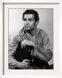 Fire over England, Laurence Olivier, 1937 Print
