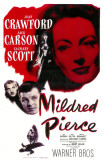 Mildred Pierce Masterprint