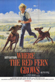 Where the Red Fern Grows Poster