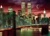 New York - Skyline Colour Photo