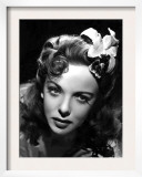 Portrait of Ida Lupino Art