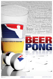 Beer Pong - Cup - Poster