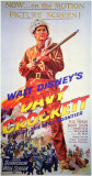 Davy Crockett Masterprint