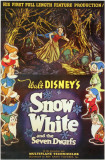 Snow White and the Seven Dwarfs Masterprint