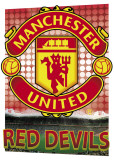 Manchester United - Glory Affiches