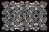 Optical Illusion Print