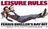 Ferris Bueller's Day Off Masterprint