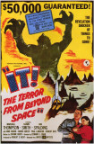 It! The Terror From Beyond Space Masterprint