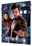 Doctor Who - The Doctor &amp; Amy Photo