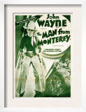 The Man from Monterey, John Wayne, 1933 Posters