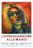 L'Expressionnisme Alemand Collectable Print by Ernst Ludwig Kirchner