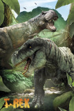 Dinosaurs - T-Rex Posters