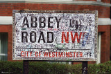 Abby Road - Sign Posters
