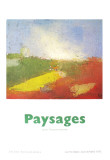 Paysages Collectable Print