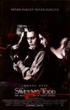 Sweeney Todd: The Demon Barber of Fleet Street Masterprint