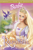 Barbie as Rapunzel Masterprint