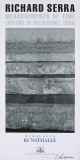 Measurements of Time/ Seeing is Believing Collectable Print by Richard Serra