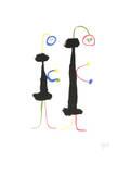 Parler Seu Posters by Joan Miró