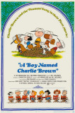 A Boy Named Charlie Brown Masterprint