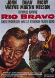 Rio Bravo Affiche originale