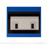 Variant: MM A-3 Collectable Print by Josef Albers