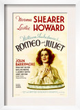 Romeo and Juliet, Norma Shearer, 1936 Posters