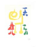 Parler Seul アート : ジョアン・ミロ