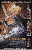 Clash of the Titans Masterprint