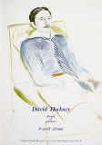 Jacques de Bascher de Beaumarchais Lámina coleccionable por David Hockney