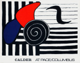 Helisse, At Pace Posters by Alexander Calder