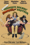 Adventure of Sherlock Holmes Smarter Brother Masterprint