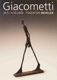 Walking Man II Plakat af Alberto Giacometti