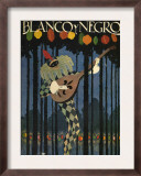 Blanco y Negro, Magazine Cover, Spain Art