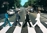 The Beatles- Abbey Road Photographie