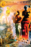 Dali-Hallucinogenic Toreador Print
