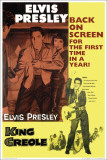 Elvis Presley-King Creole Print