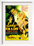 Lady for a Day, Warren William, May Robson, Guy Kibbee, 1933 Print