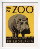 Visit the Philadelphia Zoo Prints