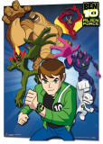 Ben 10 Alien Force - Cast Foto