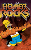 The Simpsons - Homer Rocks Prints