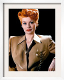 Lucille Ball, 1940s Prints