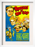Ruggles of Red Gap, Charles Laughton, Mary Boland, Charles Ruggles, Zasu Pitts, 1935 Prints