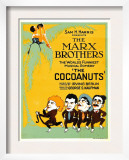 The Cocoanuts, the Marx Brothers, 1929 Posters