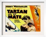Tarzan and His Mate, 1934 Prints