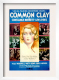 Common Clay, Constance Bennett, 1930 Posters